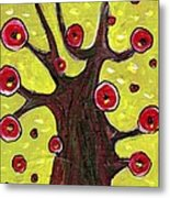 Tree Sentry Metal Print