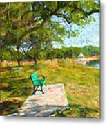 Tree Series 65 Metal Print