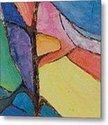 Tree Sky Symphony - Sold Metal Print