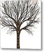 Treedom Metal Print