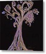 Trees 12 Metal Print