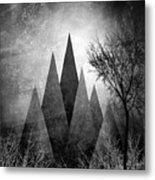 Trees V I I I Metal Print