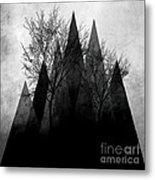 Trees Vi  Metal Print
