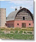Tremonton Barn Metal Print