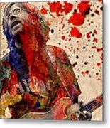 Trey Anastasio - Phish  Metal Print