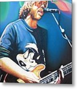 Trey Anastasio And Lights Metal Print