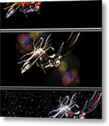 Tri - Cycles - Featured In 'comfortable Art Group' Metal Print