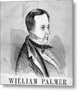Trial Of William Palmer Metal Print