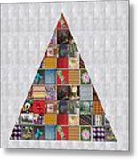 Triangle Crystals Showcasing Navinjoshi Gallery Art Icons Buy Faa Products Or Download For Self Prin Metal Print