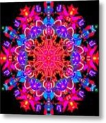 Tribal Art 3 Metal Print