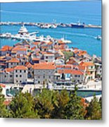Tribunj Place On The Islet Metal Print