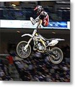 Trick Rider Metal Print