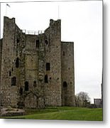 Trim Castle - Ireland Metal Print