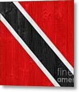 Trinidad And Tobago Flag Metal Print