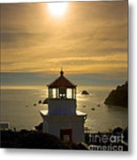 Trinidad Memorial Lighthouse Metal Print