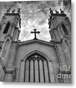 Trinity Episcopal Cathedral Metal Print