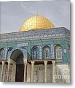Trip To Isreal  Metal Print by Jeff Pickett