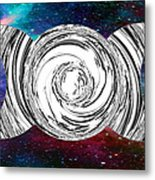 Triple Goddess  Metal Print