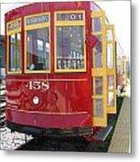 Trolley 458 Metal Print by Steven Parker
