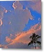 Tropical Delight Metal Print