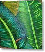 Tropical Essence Metal Print