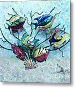 Tropical Fish 4 Metal Print