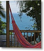 Tropical Paradise... Metal Print