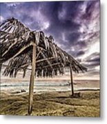 Tropical Solace Metal Print