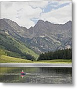 Trout Haven Metal Print by RJ Martens