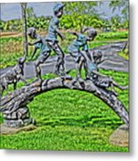 True Innocence Metal Print