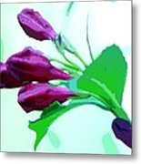 True Love - Beautiful Painting Like Photographic Image Metal Print