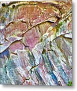 Trumpet Abstract Metal Print
