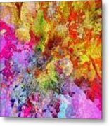 Try Try Try Metal Print