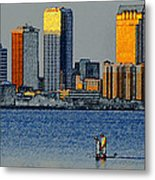Boys Of Summer Tampa Bay Metal Print