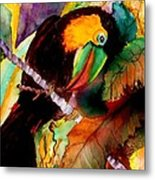 Tu Can Toucan Metal Print