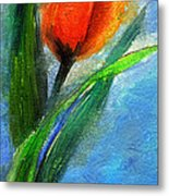 Tulip - Flower For You Metal Print