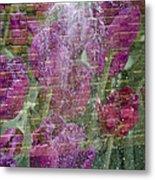 Tulip Waterfalls Metal Print