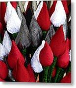 Tulips For Sale Metal Print