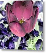 Tulips - Perfect Love - Photopower 2028 Metal Print