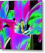 Tulips - Perfect Love - Photopower 2175 Metal Print
