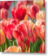 Tulips Metal Print