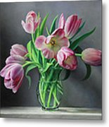 Tullips From Holland Metal Print