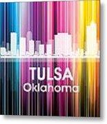 Tulsa Ok 2 Metal Print