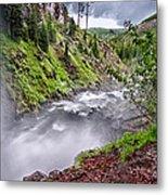 Tumalo Creek Metal Print