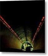 Tunnel In Colorado  Metal Print