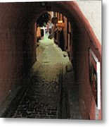 Tunnel Of Love Metal Print