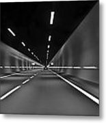 Tunnel Vision Metal Print