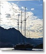 Turkish Dawn Metal Print
