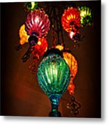 Turkish Lights Metal Print