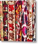 Turkish Textiles 02 Metal Print
